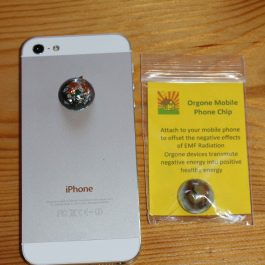Orgone Mobile Phone Shield